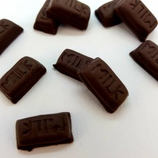 Шармик для слайма Кусочек шоколада