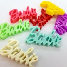 Шармик для слайма Barbie