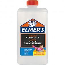 Клей для слаймов ELMERS, прозрачный, 946 мл (6-7 слаймов)