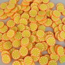 Посыпка Фимо крупный апельсин