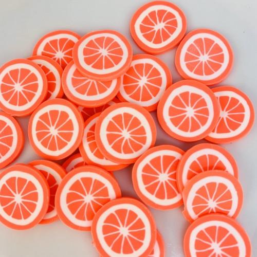 Посыпка Фимо Мега Крупный апельсин