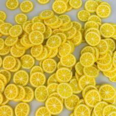 Посыпка Фимо крупный лимон