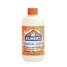 Магическая жидкость для смешивания слаймов, 258 мл (на 4 слайма) ,ELMERS