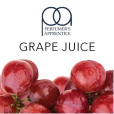 ароматизатор TPA Виноградный сок (Grape juice)