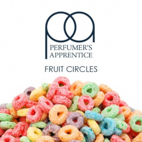 ароматизатор TPA Сухой завтрак (Fruit Circles)