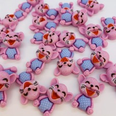 Шармик для слайма Мыша розовая