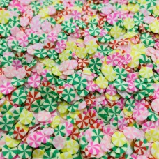 Посыпка фимо конфетти карамелька праздник