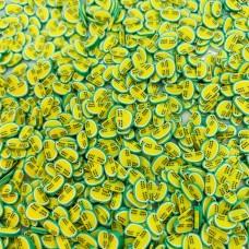 Посыпка фимо Желтый арбузик