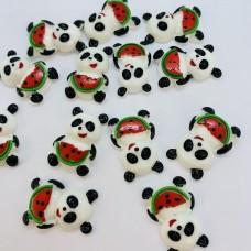 Шармик для слайма Панда с арбузиком