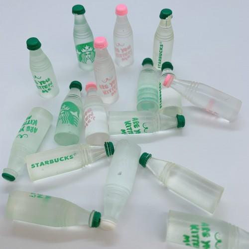 Шармик для слайма Бутылочки вода Starbucks