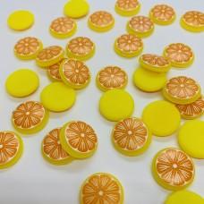 Шармик для слайма Лимон