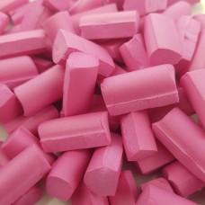 Фоам чанкс ярко-розовый