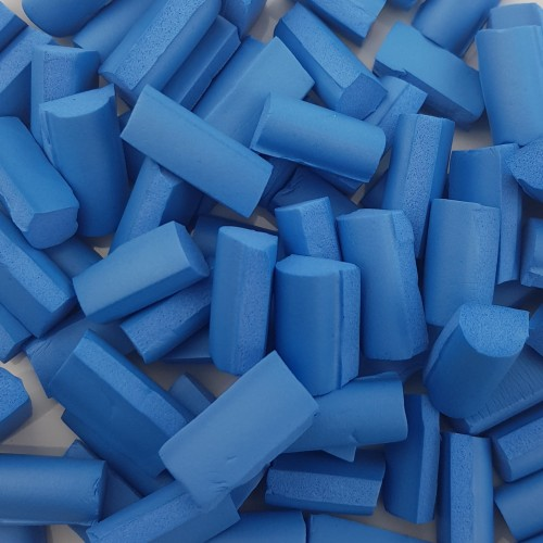 Фоам чанкс синий