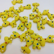 Шармик для слайма Жираф жёлтый