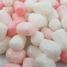 Кукурузные палочки бело-розовый микс