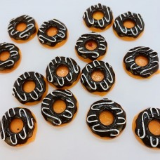 Шармик для слайма Пончик с шоколадом
