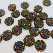 Шармик для слайма Печенька с шоколадом